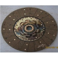 Original HIGER parts for all models at competitive prices clutch disc