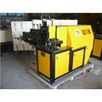 hot roll fishplate machine