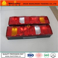 HOWO TRUCK SPARE PARTS ALL KINDS HEAD LAMP ASSY