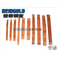 wholesale flexible copper bonding strap