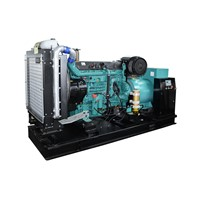 150kVA/120kw Water Cooling AC 3 Phase Diesel Soundproof Generator Set