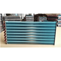 CHINA GOOD QUALITY REFRIGERATION COPPER TUBE ALUMINUM FOIL FINNED HEAT EXCHANGER EVAPORATOR ON SALES