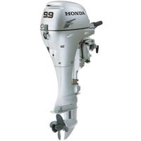 Honda 10 HP Four Stroke