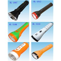 Model 5216 three-shifts multi-functon led rechargabble torch led torch light