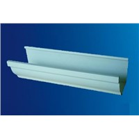 PVC Fitting Rain Gutters