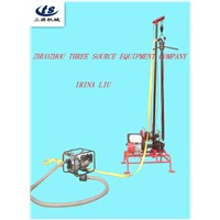 TSP-30 man portable drilling rig for seismic drilling