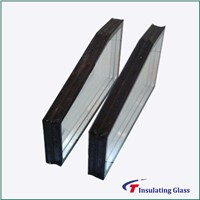competitive hot selling insulating glass for windows and curtain wall with CE ISO