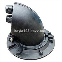 Garden/ouroor adjustable Light housing for Die Casting parts