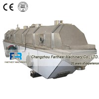 Fluid Bed Dryer For Extruded Wheat Flour