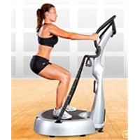 3G Cardio AVT 3.0 Vibration Machine -Silver
