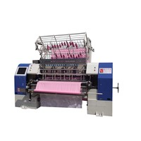 Computerized High Speed Shuttle (lock stitch) Multi-Needle Quilting Machine (YXS-94-2C/3C)