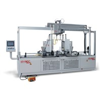 HF frame assembling machine
