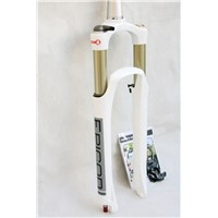 NEW SANTOUR EPICON FORK  MTB spring  red white