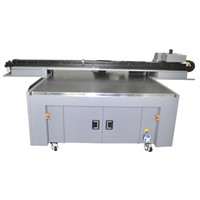 UV flatbed printer large size for plastic, phone case phone cover printer