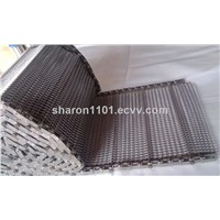 304 316 food industry Stainless Steel spiral wire Mesh Belt Conveyor belt