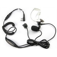 Two way radio headset > Air Tube Earphone > SC-VD-M-E110240