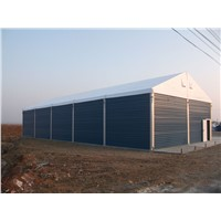 Outdoor Temporary Structure Minus 30 Degrees Warehouse Tent With Sandwich Wall