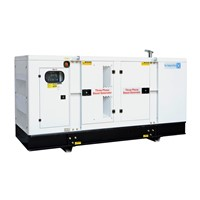 250kVA/200kw Four Strokes with Perkins Engine Diesel Soundproof Generator Set