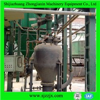 Industrial Pneumatic  fly ash conveying System for Cement Production Line