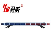 Super slim led warning lightbar