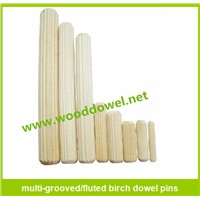 Wooden Dowel Pin;wood dowel