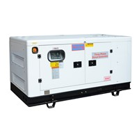 75kVA/60kw Water Cooling Soundproof diesel Yto Engine Generator