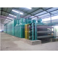BG183A 3 Layer Mesh Veneer Drying Machine