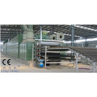BG1344 4 Layers Roller Type Veneer Dryer
