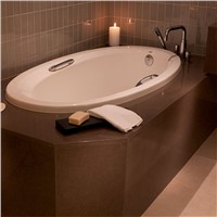 Bestone Quartz Stone Vanity Tops for Hotel Use