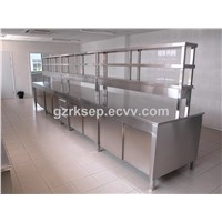 Best quality Ultra - Clean Stainless Steel laboratory Furniture for hospital science experiment