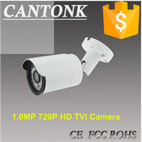 Hot HD TVI camera, 720P IR Bullet Camera,CCTV Camera System