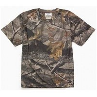 Hunting T-Shirt,  Real Tree Hunting T-Shirt, Polo Shirt & Out Door Clothes