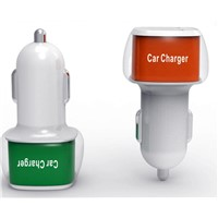 Professional Universal 5V1A/2A Dual USB Car Charger