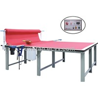 Semi Automatic End Cutter Machine Sewing Cutting Machine, Circular Cutter