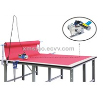 Manual Fabric End Cutter Machine Automatic Fabric Cutter