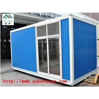 Sandwich Panel customized underground container houses