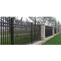 steel tubular fence wire mesh road barrier balcony railing bridge railing