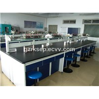 Laboratory furniture for research room and school