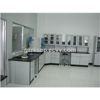 High quality with ISO and CE certification acid resistance chemical lab wall bench