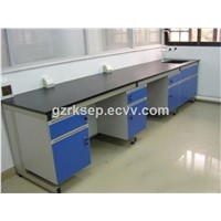 Laboratory Equipment,Wall Laboratory Table,Lab Wall Bench