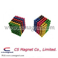 magnet ball cube
