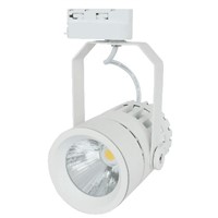 Universal Roating CREE COB LED Track Light 15W Rohs CE Approval