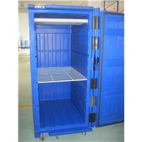 900Liter Insulated Roll Container for food supply chain