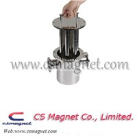 Magnetic Liquid Separator for Food or Chemical Industry