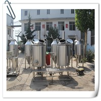Brewery Equipment 300L  Beer Brewing Equipment