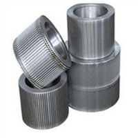 China professional roll alloy steel crusher spare parts
