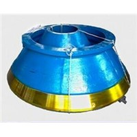 Cone crusher concave from China Supplier