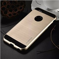 Dual Layer Hard Silicone Case Verus Brushed Hybrid Cover for iPhone 6 6S Plus 5S iPhone6 IP6C130