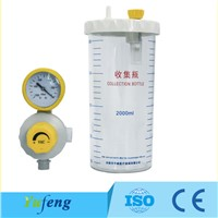 MEDICAL VACUUM REGULATOR WITH 2L