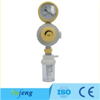 MEDICAL VACUUM REGULATOR WITH SAFETY JAR